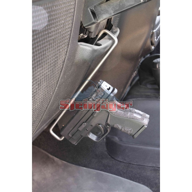 Wrangler JK Handgun Holder