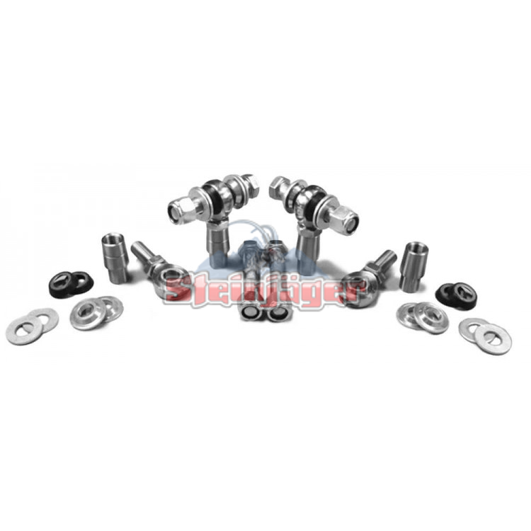 Rod End Kits Heims, Nuts, Bungs, Spacers and Seals