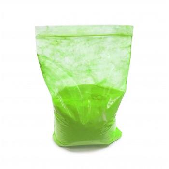 Neon Green Powder Paint Powders