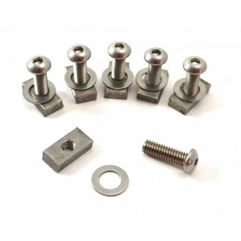 Hardtop Replacement Hardware Wrangler YJ