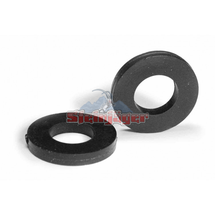 D-ring Shackle Side Isolator Poly