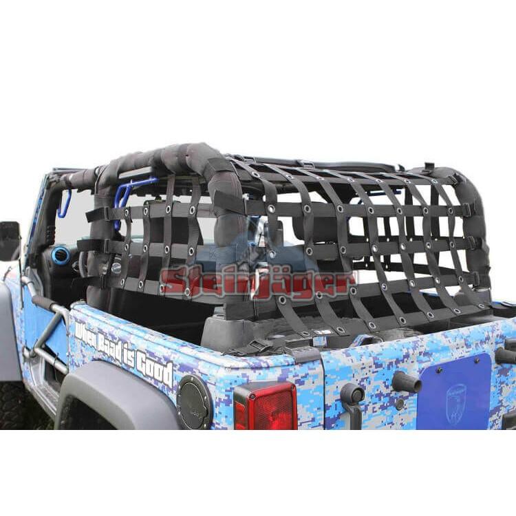 Wrangler JK Cargo Net