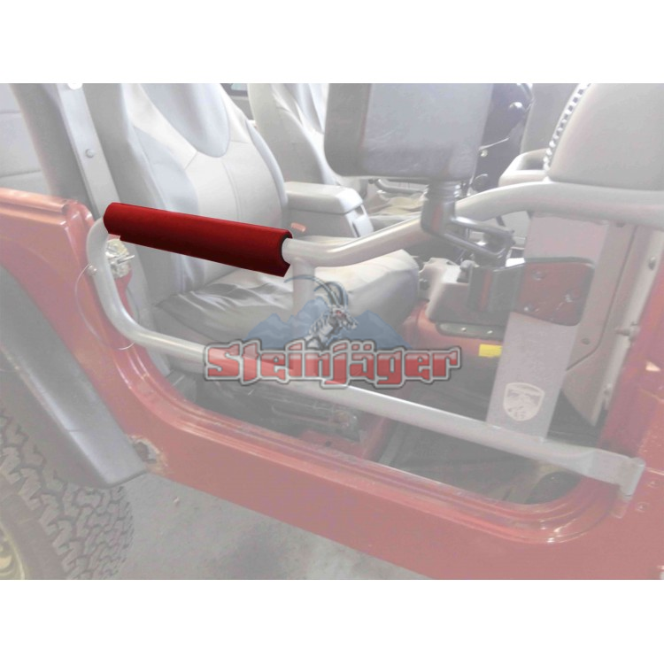 CJ-8 Doors, Tubular, Arm Rest