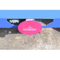 Hot Pink Hitch Cover