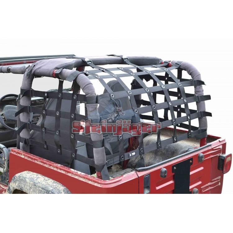 Wrangler TJ Cargo Net