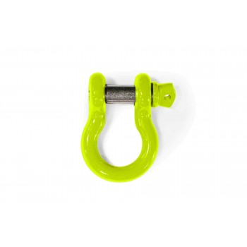 Gecko Green D-Ring Shackle