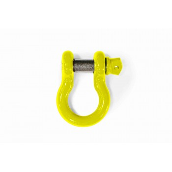 Neon Yellow D-Ring Shackle