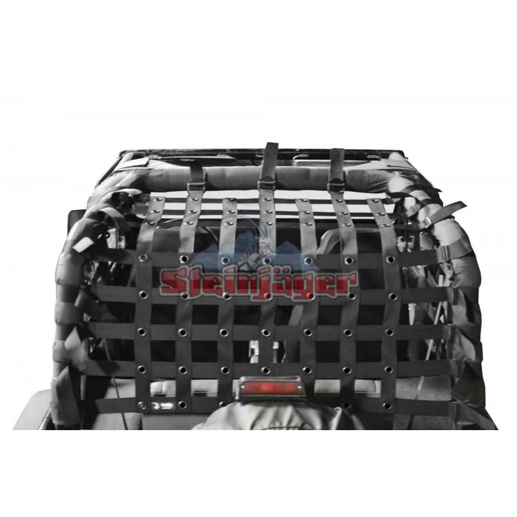 Wrangler YJ Cargo Net