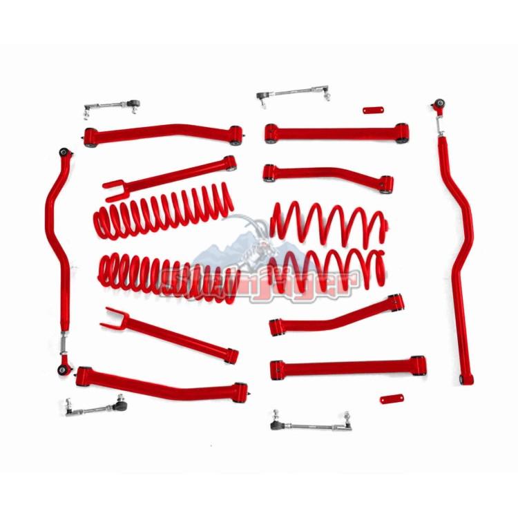 Wrangler JK Lift Kit