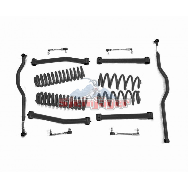 Wrangler JK Lift Kit, Right Hand Drive