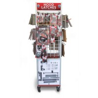 Rack, 4 Sided Dealer Retail Display Tower