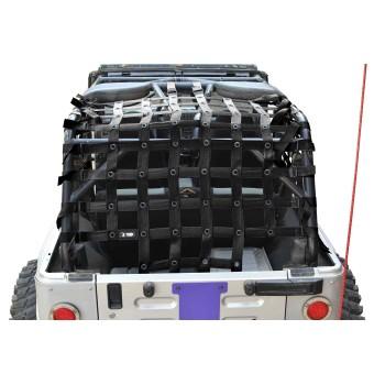 Cargo Net Wrangler TJ