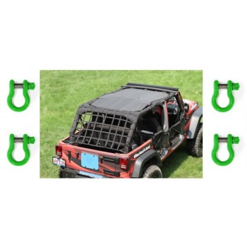 JKU 4 Door 2010-2018 Parts for Jeeps