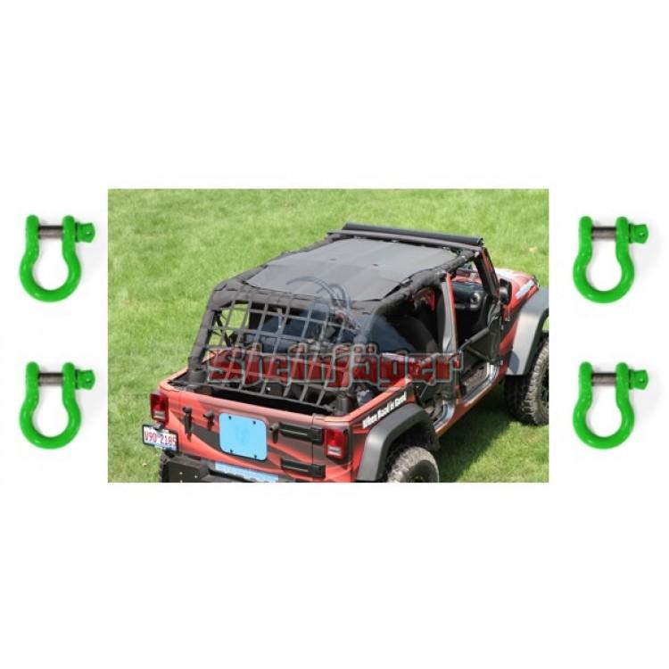 Parts for Jeeps JKU 4 Door 2010-2018