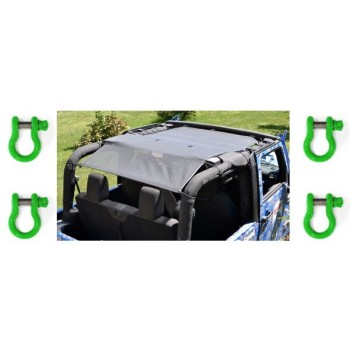 JK 2 Door 2007-2018 Parts for Jeeps