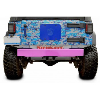 Bumper, Rear Wrangler JK