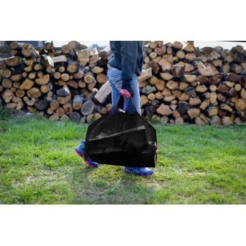 Black Log Carrier