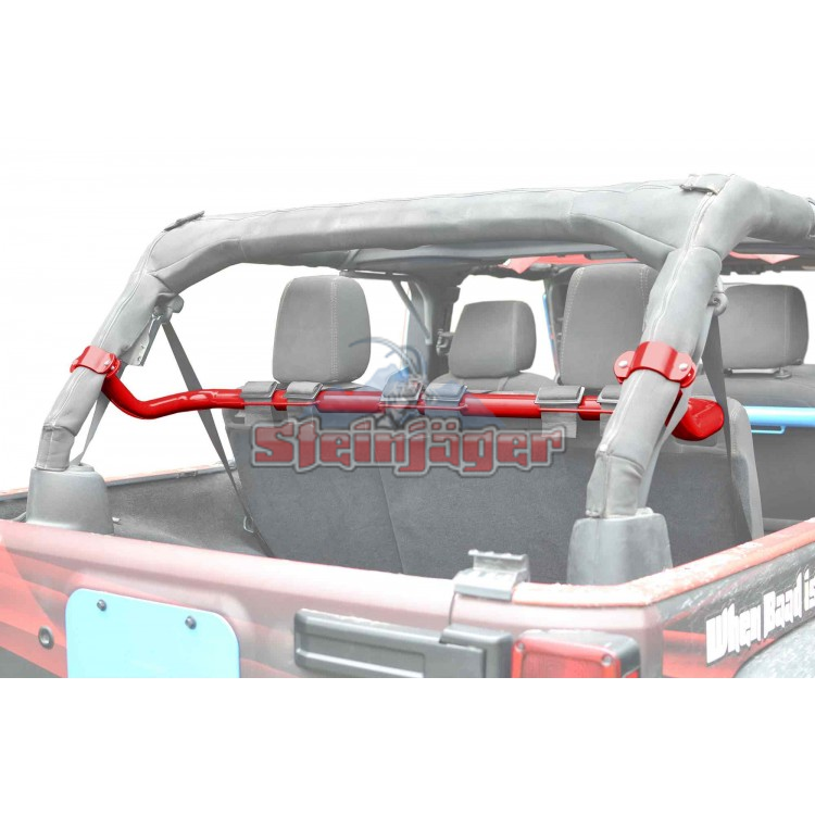 Wrangler JK Harness Bar Kit