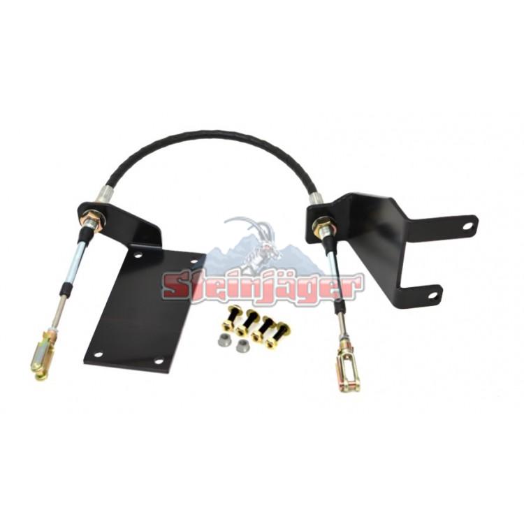 Wrangler TJ Transfer Case Cable Shifter