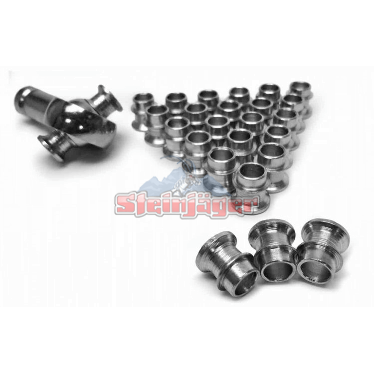 Rod End Misalignment Inserts For 1 inch Rod Ends Straight Style