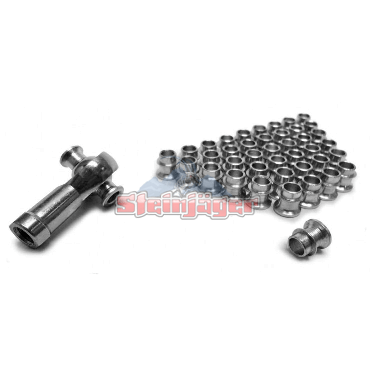 Rod End Misalignment Inserts For 12mm Rod Ends Straight Style