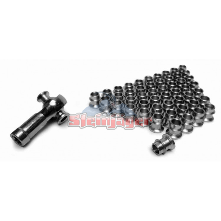 Rod End Misalignment Inserts For 3/4 Rod Ends Straight Style