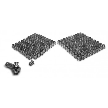 For 3/4 Rod Ends Straight Style Rod End Misalignment Inserts