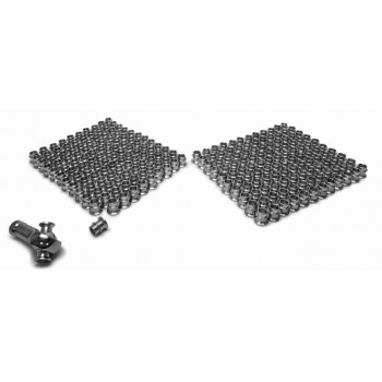 For 1/2 Rod Ends Straight Style Rod End Misalignment Inserts