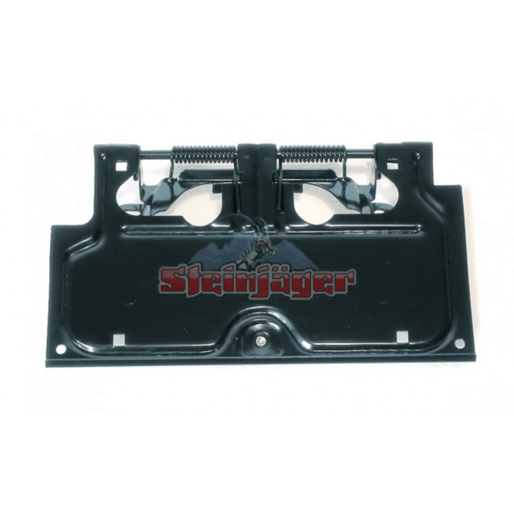 Wrangler YJ License Plate Brackets