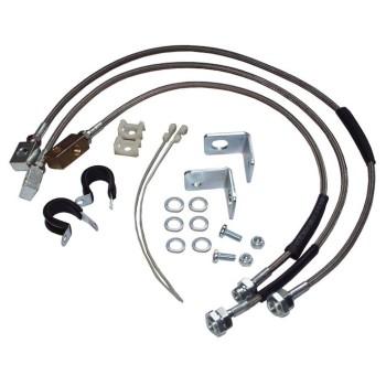 Brake Parts Cherokee XJ