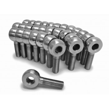 Male Rod Ends, Solid