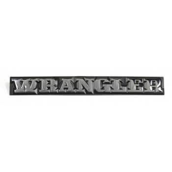 Jeep and Wrangler Emblems Wrangler YJ