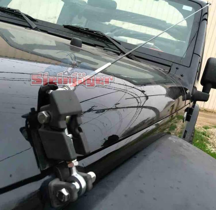 jeep xj snorkel install instructions