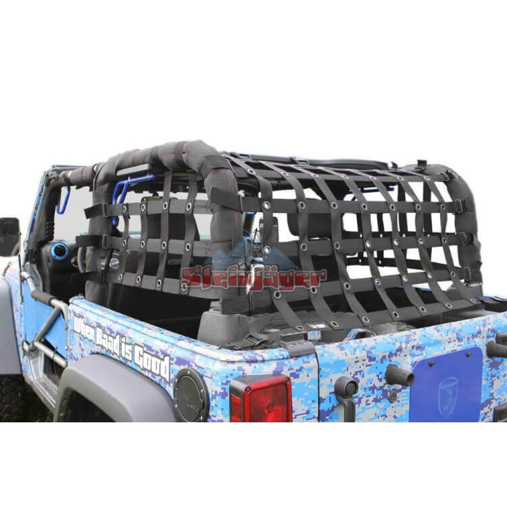 Cargo Net Wrangler Jk Jeep